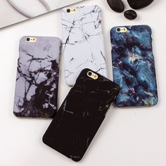 Fashion Phone Case For iPhone 7 6 6s SE 5 5s Capa Marble Stone Painted Protector Back Cover Case For iphone 6 6s 7 Plus Fundas
