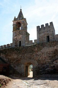 Castelo de Mourão | Flickr - Photo Sharing! Alentejo, Portugal