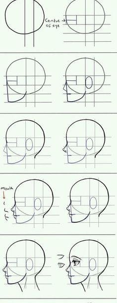best drawing tips, disney drawings, drawing people of techniques, great examples of pencil drawings. Drawing Heads, Cool Art Drawings, Pencil Art Drawings, Art Drawings Sketches, Easy Drawings, Drawing Faces, Drawing People Faces, Art Illustrations, Anime Face Drawing