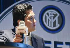 Erick Thohir Inter