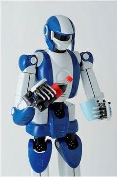 HRP-4: il nuovo robot umanoide presentato in Giappone