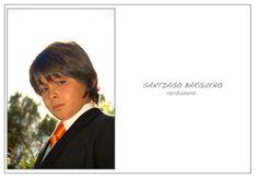 Retrato niño en boda