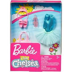 Barbie Chelsea Doll, Barbie Doll Set, Barbie Sets, Doll Clothes Barbie, Barbie Kelly, Barbie Stuff, 9 Year Old Christmas Gifts, American Girl Doll Movies, Barbie Celebrity