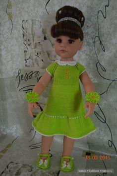А я все вязала... / Одежда и обувь для кукол - своими руками и не только / Бэйбики. Куклы фото. Одежда для кукол