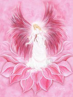 Engel des Lichts ~ღ~ Engelbild