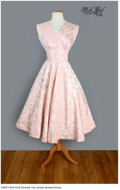 posh vintage formals | VINTAGE WEDDING DRESSES: This would make a gorgeous vintage wedding ...