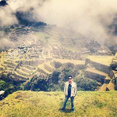 Não é São Paulo, juro! #fog #neblina - #machupicchu #peru #cuzco #cusco