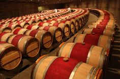 The Barrel Room at Opus One (thanks to www.winewithoutBS.com.au)