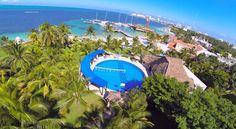 Celuisma Dos Playas #CancunAllinclusiveResorts #Cancun #Hotels #Travel #Mexico