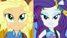 MLP:FIM Imageboard - Image #1804710 - applejack, equestria girls, female, friendship power, photo booth (song), ponied up, rarity, rollercoaster of friendship, safe, screencap, shipping fuel, singing, sliding background, song, spoiler:eqg series Slide Background, Imagenes My Little Pony, Female Friendship, Equestrian Girls, Two Best Friends, Girls Series, Mlp My Little Pony, Reference Images, Rarity