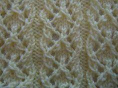 knitting stitches, easy knitting patterns