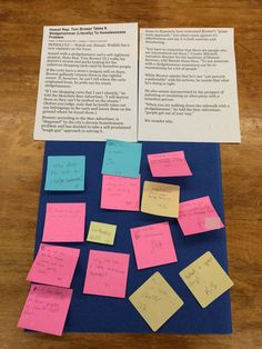FACS Classroom Ideas, great way to encourage non-fiction reading and writing!