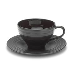 $16.99 Mikasa Swirl Black Tea Cup and Saucer Set  From Mikasa   Get it here: http://astore.amazon.com/claireturn78-20/detail/B0027P9MBY/185-7336097-3254927