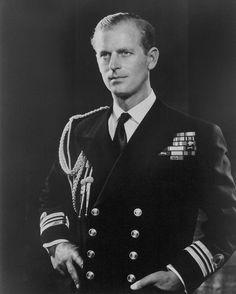 Prince Philip of Greece & Denmark; Duke of Edinburgh 1951