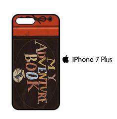 My Adventure Book R0091 iPhone 7 Plus Case