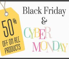 It's the Black Friday/Cyber Monday weekend! Save up to 50% off on all of Genie9's products! #Backup #Software #Deals www.genie9.com