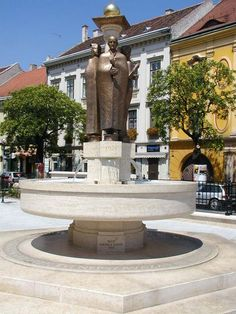 Sopron, Loyalty Fountain Budapest, Heart Of Europe, How Beautiful, Homeland, Countryside, Fountain, To Go, Around The Worlds, Culture