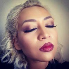 Please let my makeup last for ever ♡ ♡ ♡ ♡ ♡ Pamela Jazmin