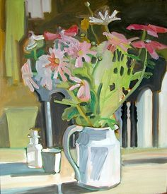 Still Life by Lois Dodd