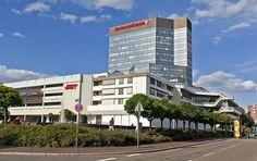 Rathaus-Center, Ludwigshafen, Rhineland-Palatinate, Germany