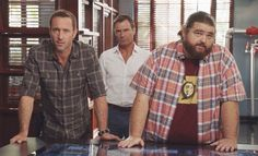 Chris vance in Hawaii Five 0 season 8
