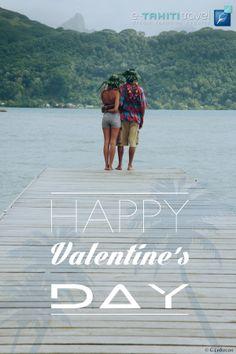 HAPPY VALENTINE'S DAY TO ALL LOVERS http://www.etahititravel.com/