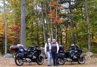 The Ultimate Motorcycle Vacation Part 1 Maintaining your life while touring the country 1/9/2006, By Genevieve Schmitt They took seven-and-a...
