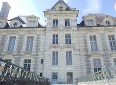 Castelo de Cheverny - Vale do Loire - França
