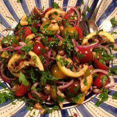 Ottolenghi Recipes, Yotam Ottolenghi, Salad Dressing Recipes, Salad Recipes, Vegetarian Recipes, Cooking Recipes, Healthy Recipes, Otto Lenghi, Big Chefs