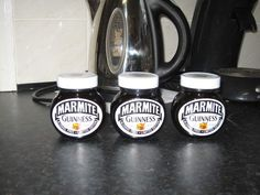 Guinness Marmite. #recipe #unusual