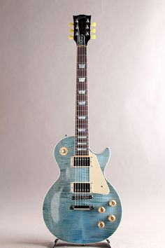 Gibson Les Paul Traditional in Ocean Blue (2015)