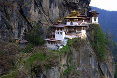 Tiger's Nest Buddist Monistary, Bhutan