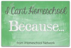 There are plenty of challenges in homeschooling. But there are very few true obstacles that keep a family from homeschooling.