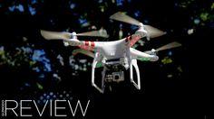 DJI Phantom 2 Vision+ Test Flight and Comparison