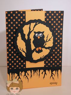 """My Crafting Channel: Silhouette Challenges Challenge 6 """"Critters"""" Week 2"""