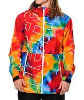 Neff Daily Tie Dye 10K Softshell Snowboard Jacket