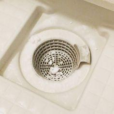 ヌメリもニオイもすっきり!「排水口」の簡単お掃除法 | Linomy[リノミー]