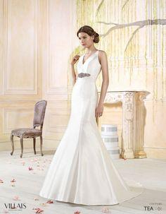 Tea | Villais Couture 2016 Wedding Dress - 1