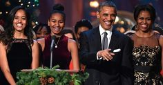 The Obama Family's Best Snaps of the Year popsugar.com