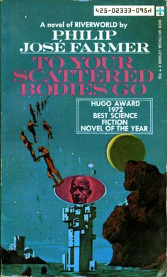 Cover art by Vincent Di Fate: To your scattered bodies go