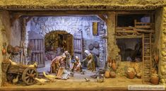 1 million+ Stunning Free Images to Use Anywhere Christmas Nativity Scene, Christmas Villages, Stage Decorations, Christmas Decorations, Christmas Ideas, Fontanini Nativity, Nativity Stable, Free To Use Images, Miniature Rooms