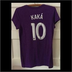 Kaká Orlando City T-Shirt Worn once Adidas Tops Tees - Short Sleeve