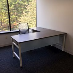 Steelcase Montage Used Cubicles With Glass Amp A Pocket Door