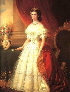 """Élisabeth d'Autriche, """"Sissi"""""""