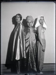 Self-Portrait, with Tanja Ramm and Lee Miller (Harem) by Man Ray Lee Miller, Famous Photographers, Portrait Photographers, Man Ray Photography, Photography Tips, Street Photography, Landscape Photography, Nature Photography, Fashion Photography