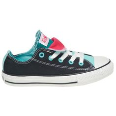 de822b186a1b Converse Girls  Chuck Taylor All Star Athletic Lifestyle Shoes Girls Tennis  Shoes