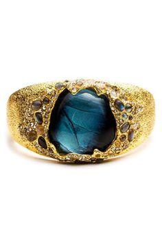 Alexis Bittar Fall 2013 jewelry