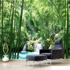 Custom-3D-Wall-Murals-font-b-Wallpaper-b-font-font-b-Bamboo-b-font-Forest-Natural.jpg (1000×1000)
