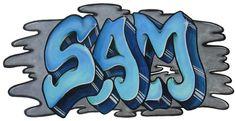 Graffiti name art Graffiti Names, Graffiti Doodles, Graffiti Writing, Graffiti Tagging, Graffiti Alphabet, Graffiti Lettering, Street Art Graffiti, Graffiti Pictures, Typography