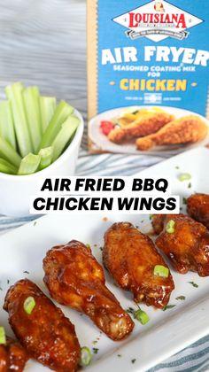 Bbq Fried Chicken, Kfc Chicken Recipe, Bbq Chicken Wings, Chicken Recipes, Low Food Map Diet, Air Fryer Recipes Dessert, Veggie Keto, Student Memes, Healthy Snacks
